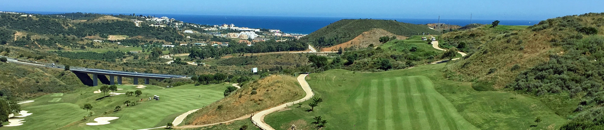 3 Night Golfing Break in Spain