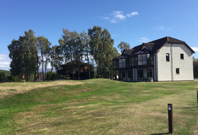 Macdonald Spey Valley Resort Accommodation