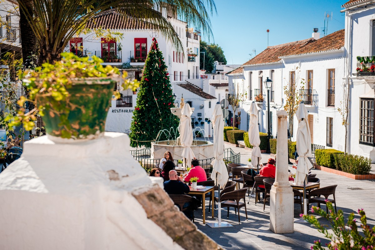 Christmas in Mijas